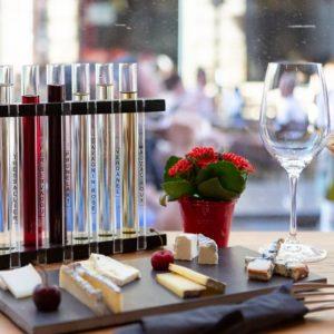 Un Cantalou à Strasbourg, bar innovant de vins et fromages