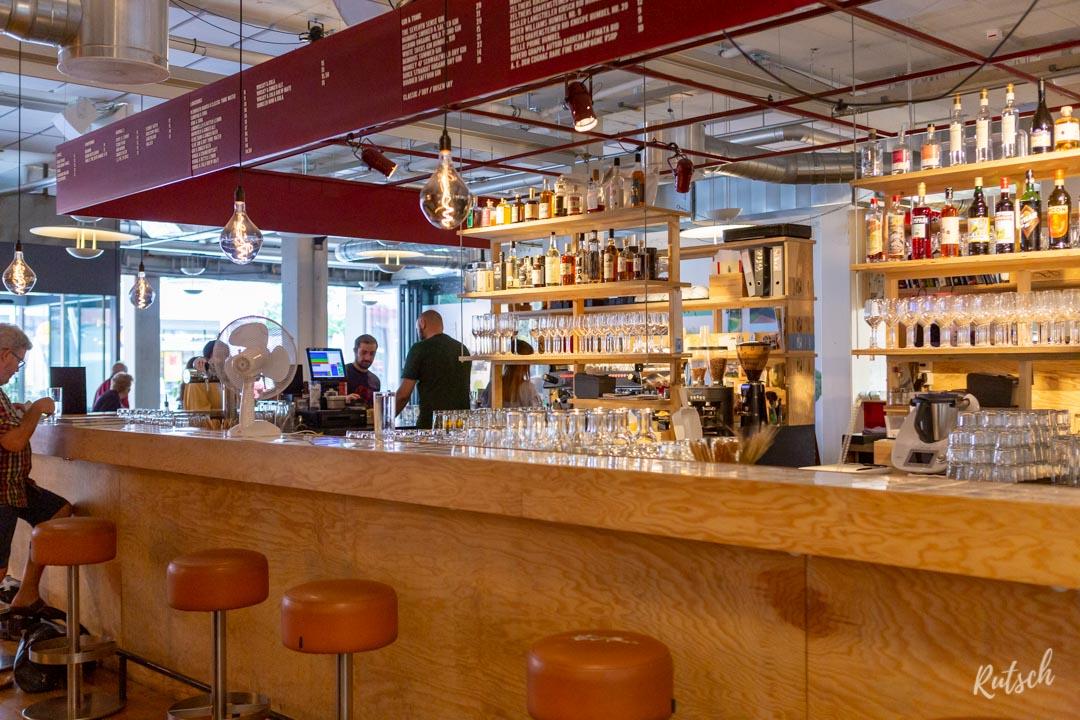 Bar du Klara foodcourt