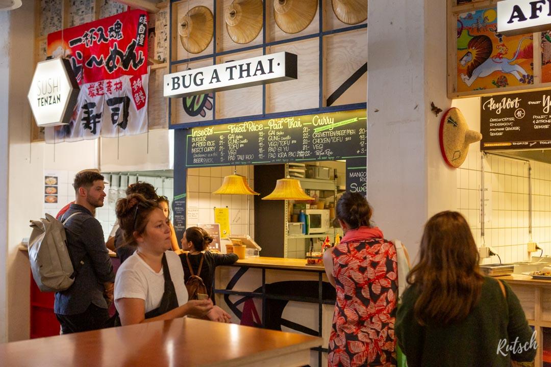 Sushi Tenzan & Bug a Thai