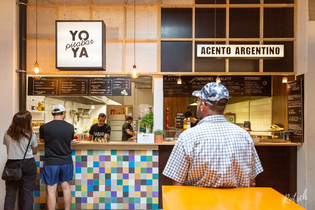 Yoya & Acento Argentino