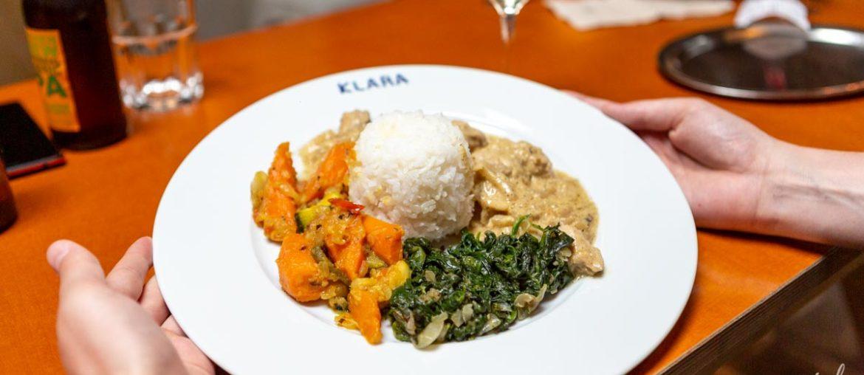 Klara Food-court Bale