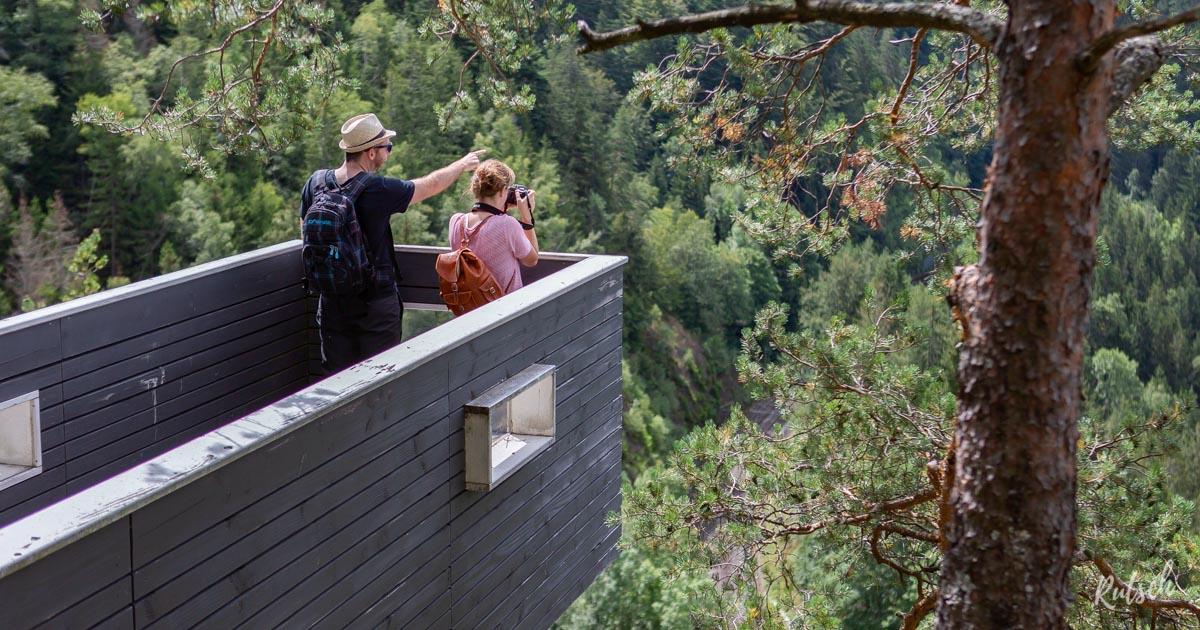 Schwarzwaldbahn erlebnispfad