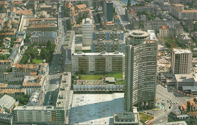 Tour de l'Europe 1978 ©VDM