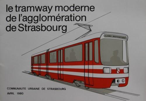 Tramway Moderne Strasbourg