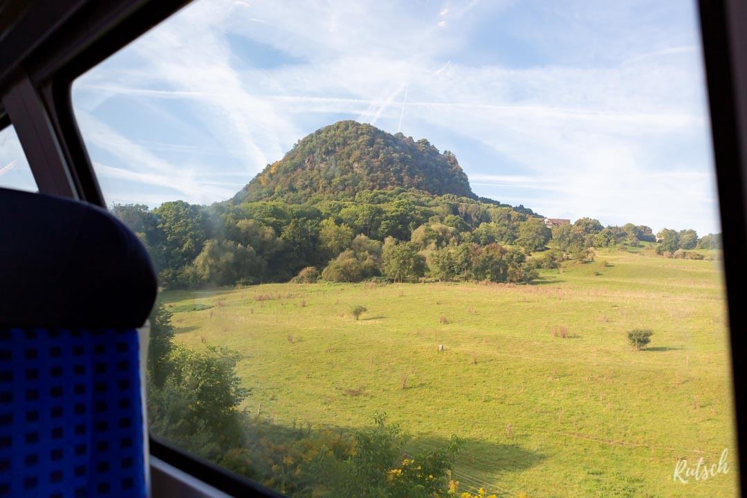 Train trip Chutes du Rhin - Schwarzwaldbahn