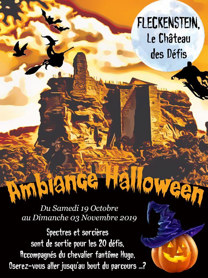 Halloween Fleckenstein