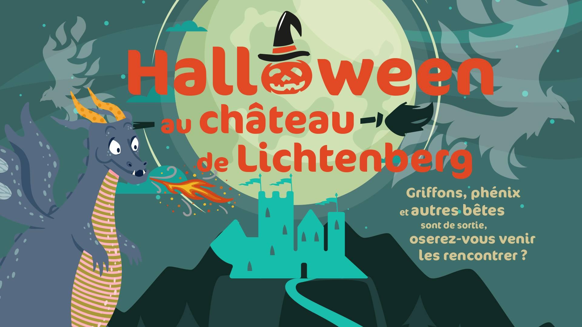 Halloween Lichtenberg