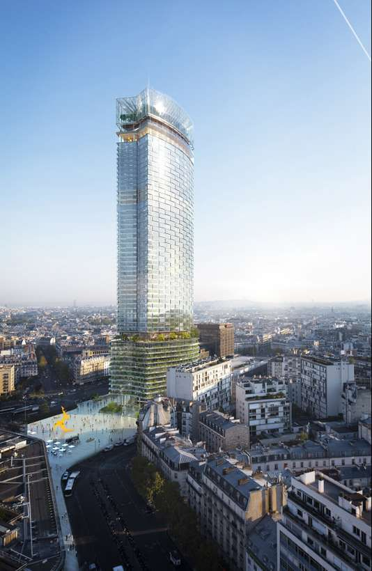 Reconversion Tour Montparnasse ©RSI Studio – IDA+