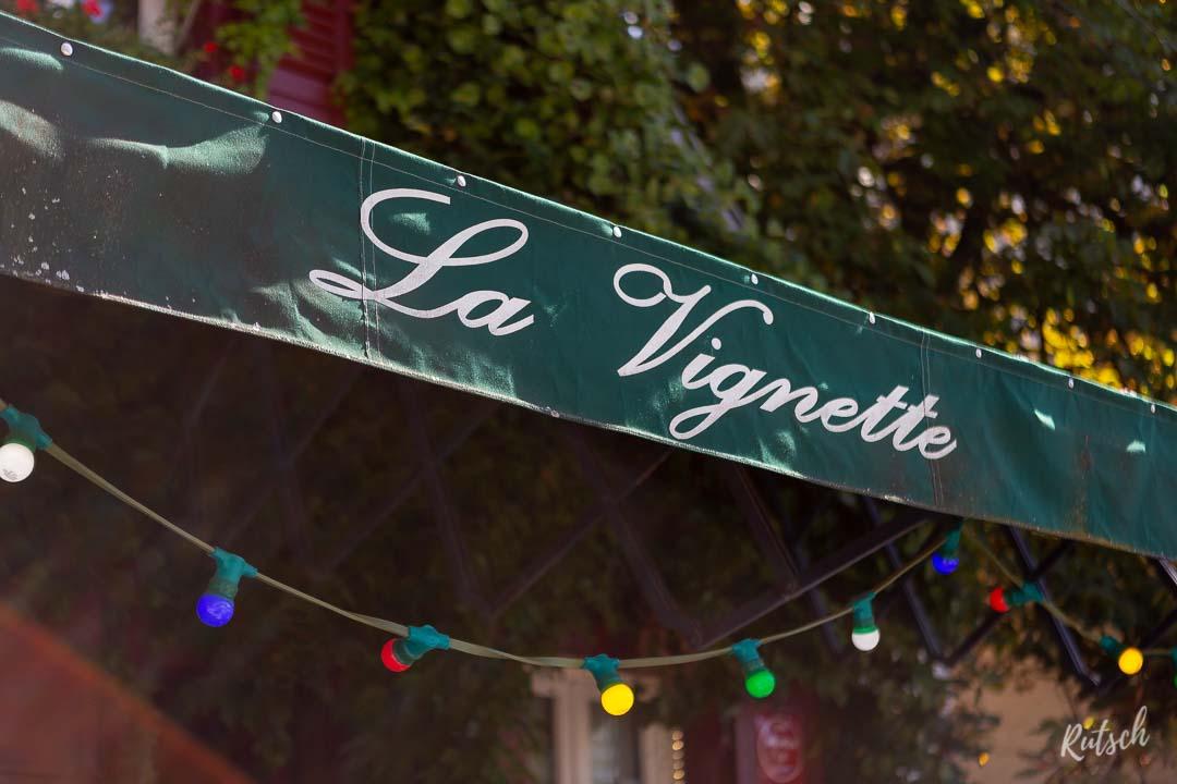 Restaurant La Vignette Robertsau