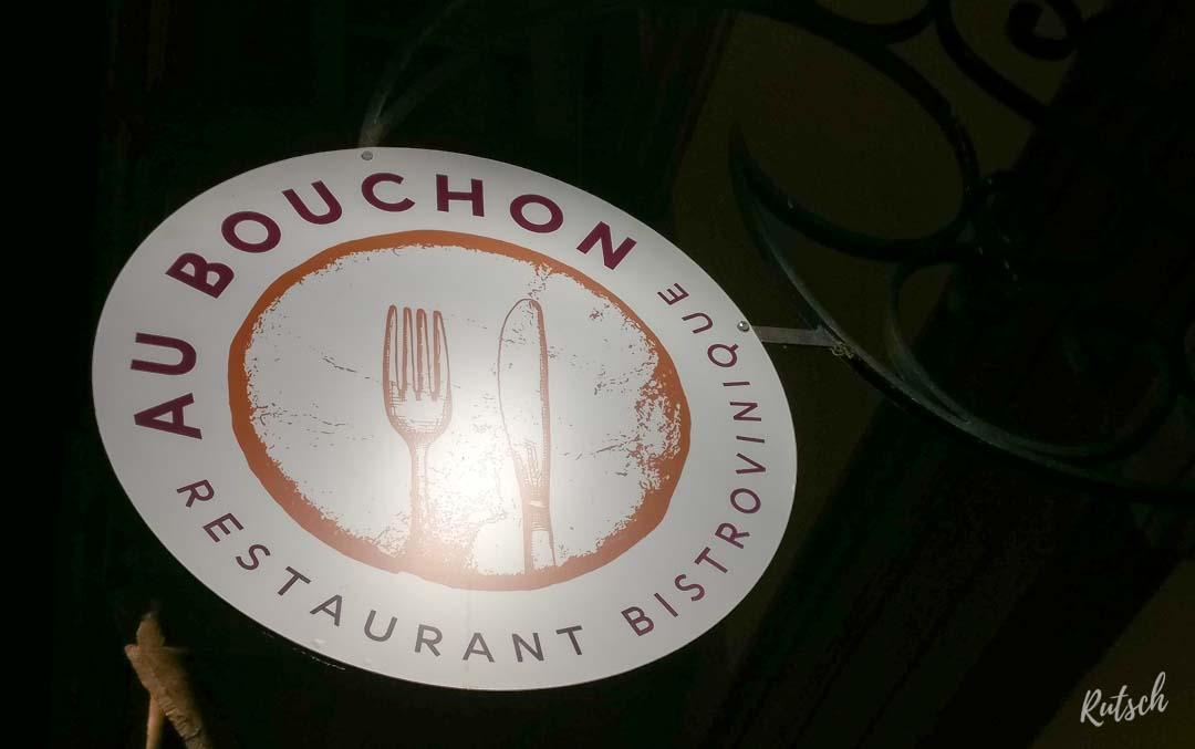 Au Bouchon Strasbourg