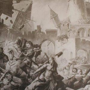 Séisme de Bâle : quand la ville fut quasi détruite en 1356