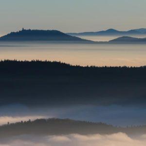 6 balades en Alsace et Forêt-Noire, au dessus du brouillard