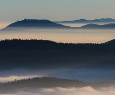 Mer de nuages Haut Kœnigsbourg