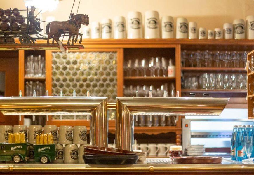 Découverte : la chaleureuse Bierstub de la Brasserie Ulmer