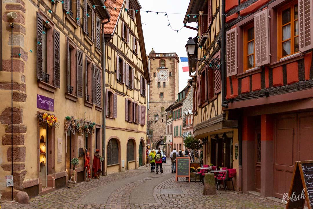 Centre historique Ribeauvillé