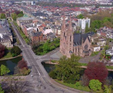 Strasbourg Confinée
