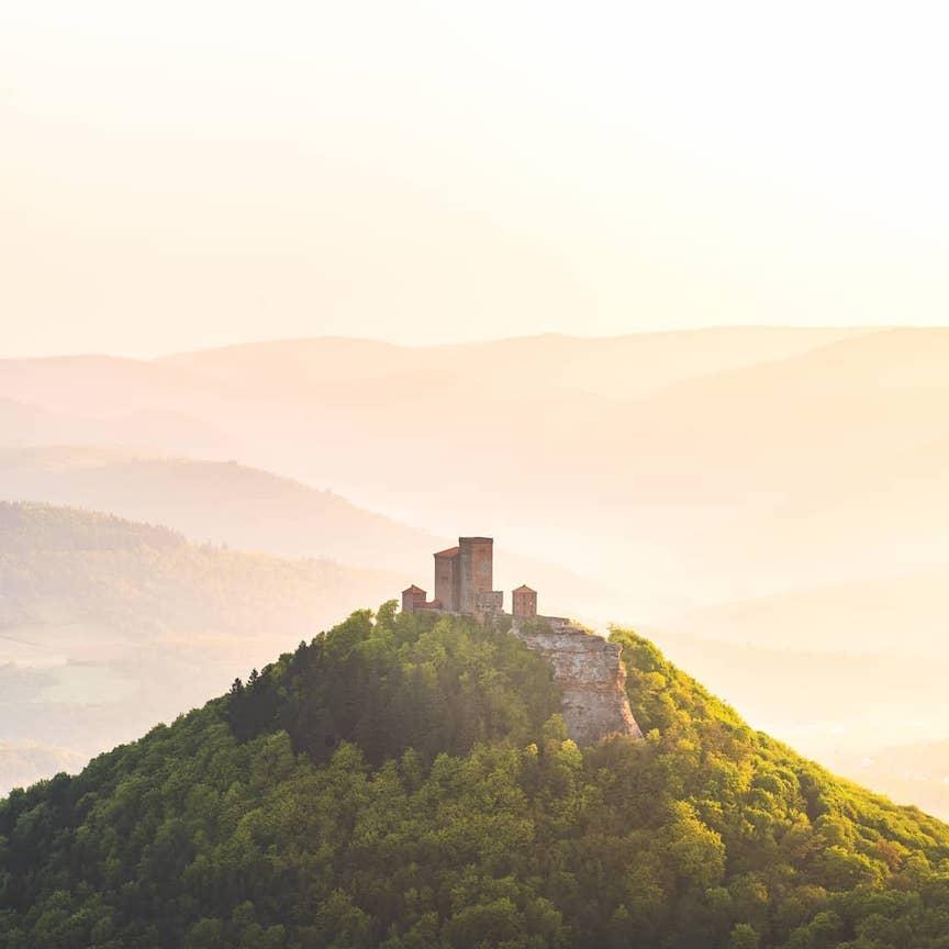 Château de Trifels (Photo : Cedric Schell)