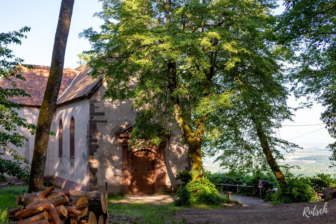 Chapelle Mont Saint Michel