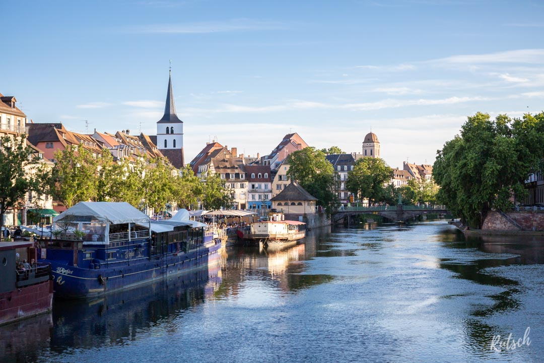 Quai des Bâteliers Strasbourg