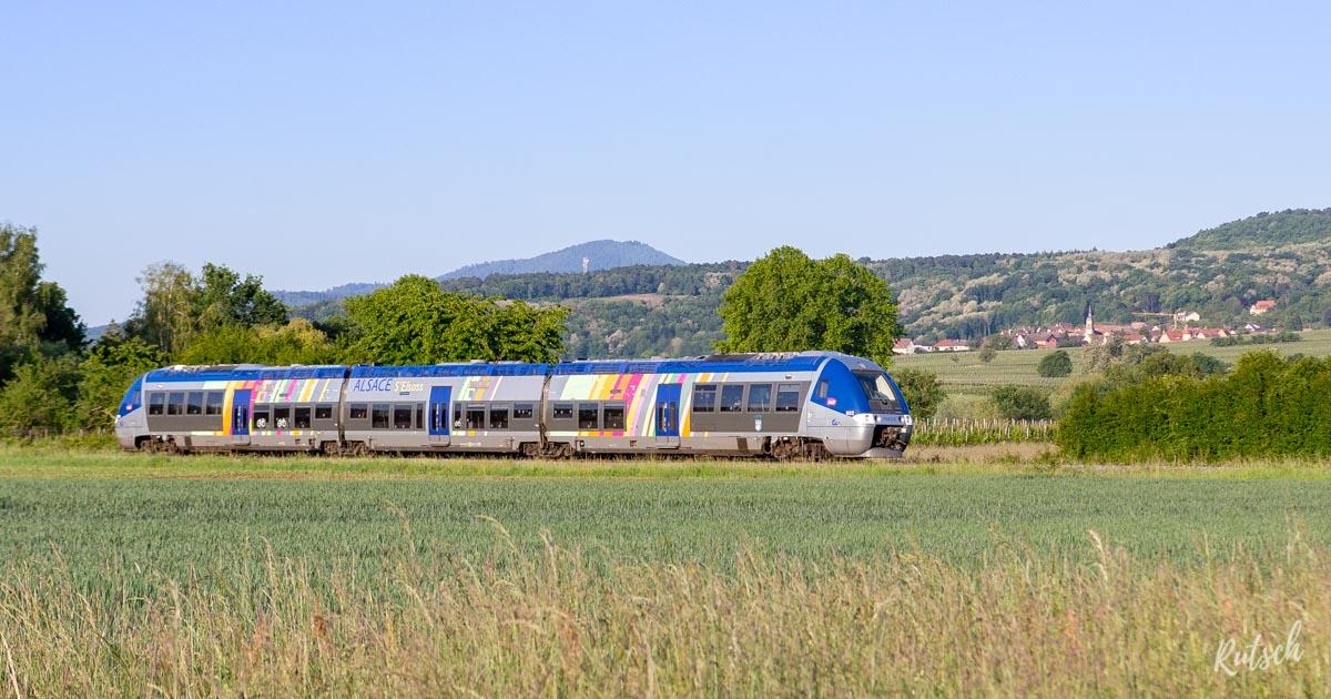 Train TER Alsace