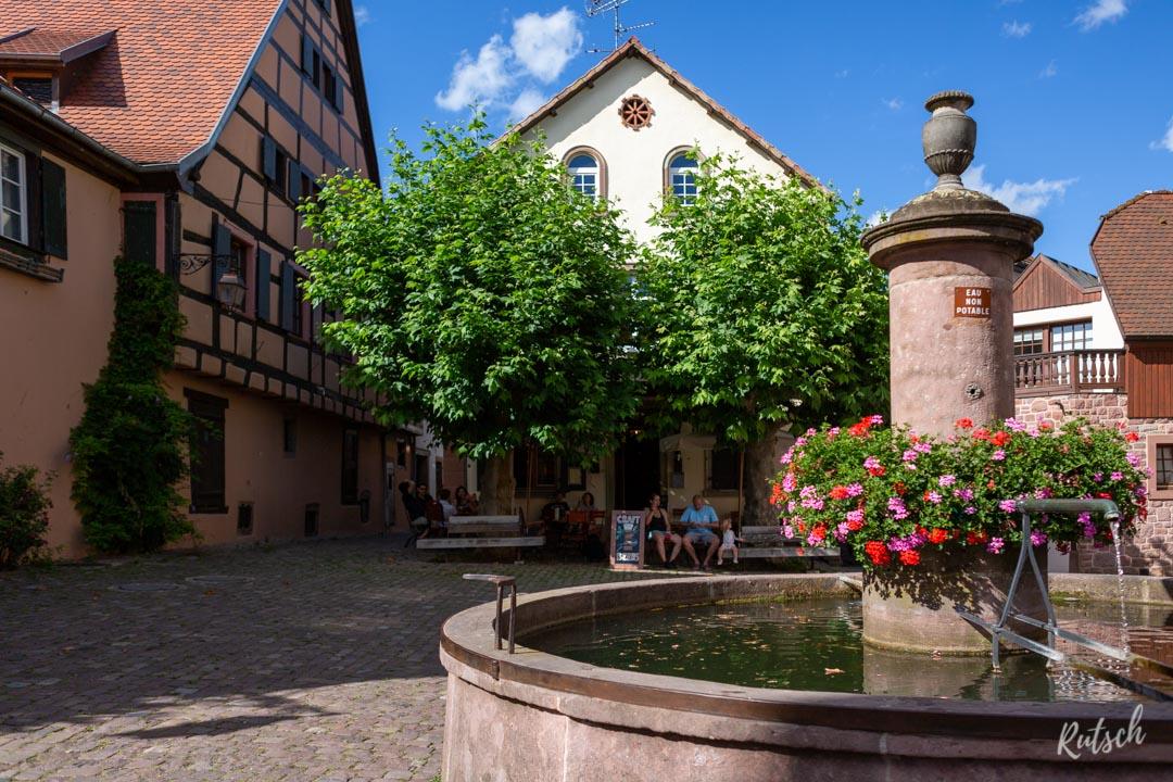 Au Vieux Bouc Riquewihr