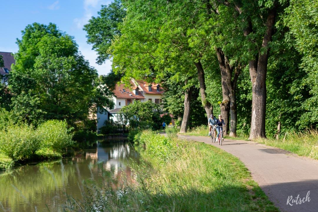 Canal de la Bruche Eckbolsheim