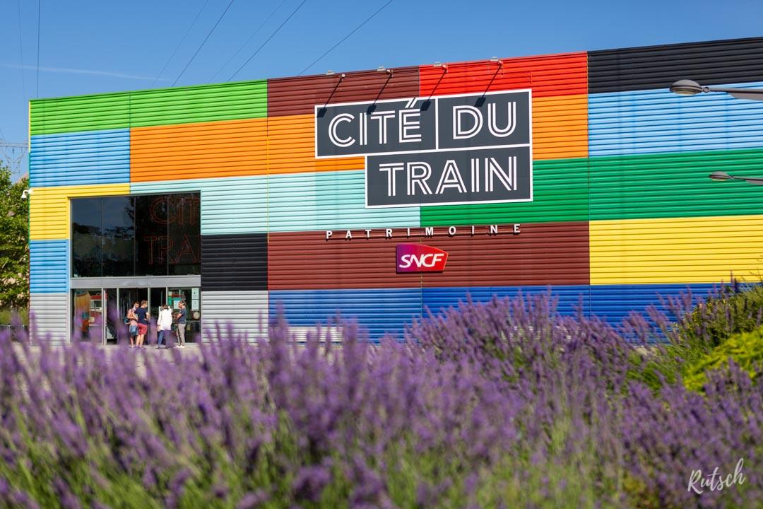 Cité du Train Mulhouse