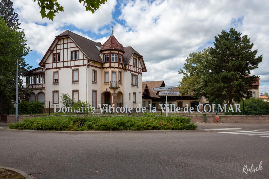 Domaine Viticole de Colmar