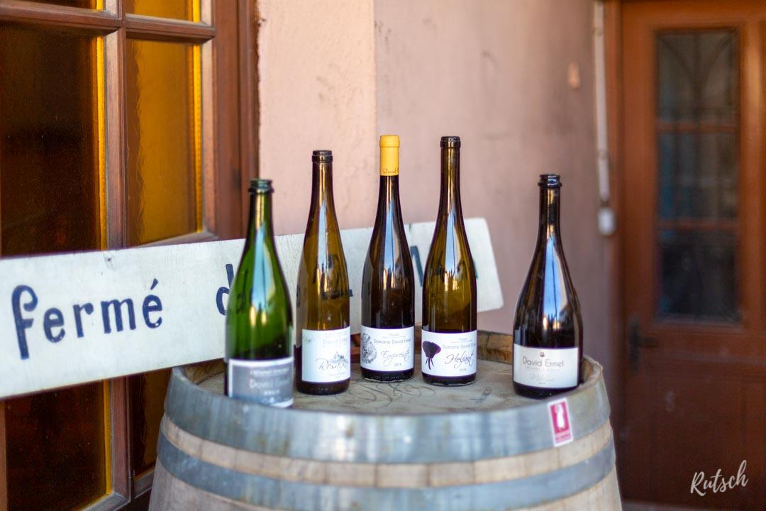 Domaine David Ermel Hunawihr - Vins
