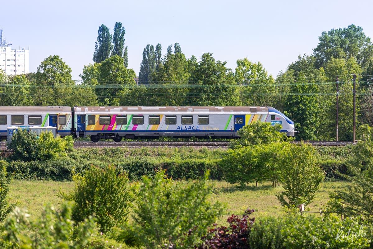 TER 200 Alsace Strasbourg