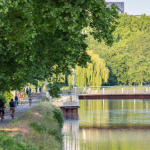 Strasbourg et alentours : 4 belles balades à vélo au fil de l'eau