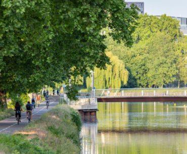 Vélos Quai Pasteur Strasbourg
