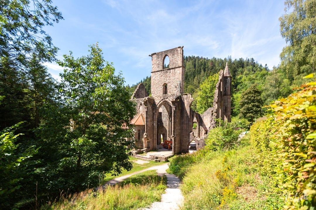 Abbaye Allerheiligen
