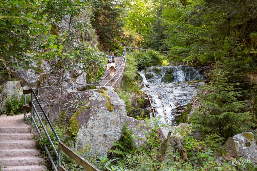 Ruisseau Lierbach Allerheiligen