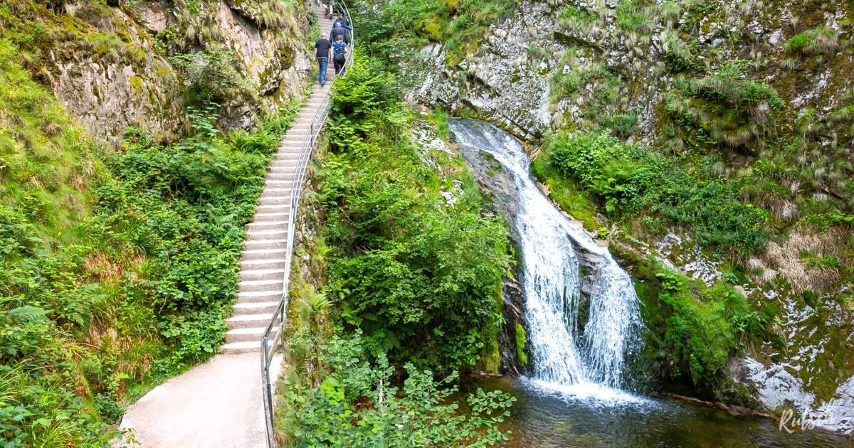Cascades Allerheiligen