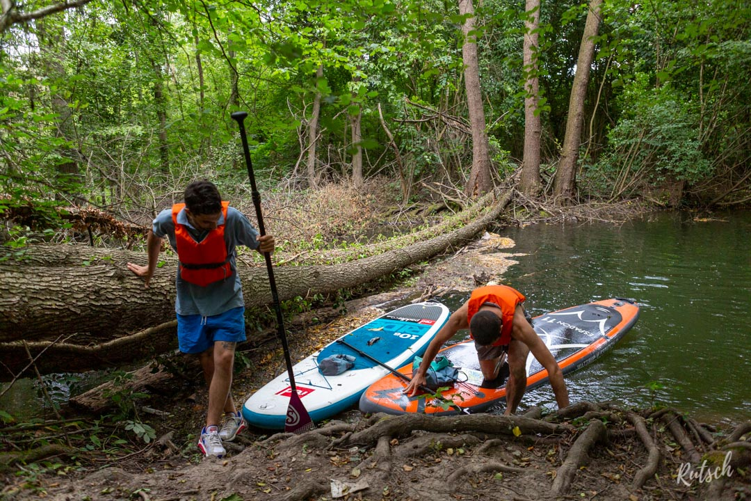 Paddle SUP to Go Strasbourg