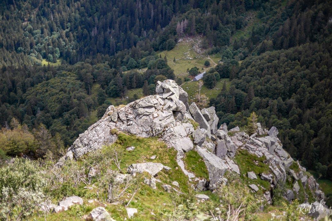 Randonnée Hohneck - Trois Fours
