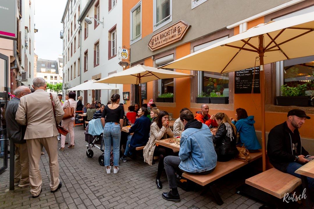 Binchstub Broglie Tartes Flambées Strasbourg