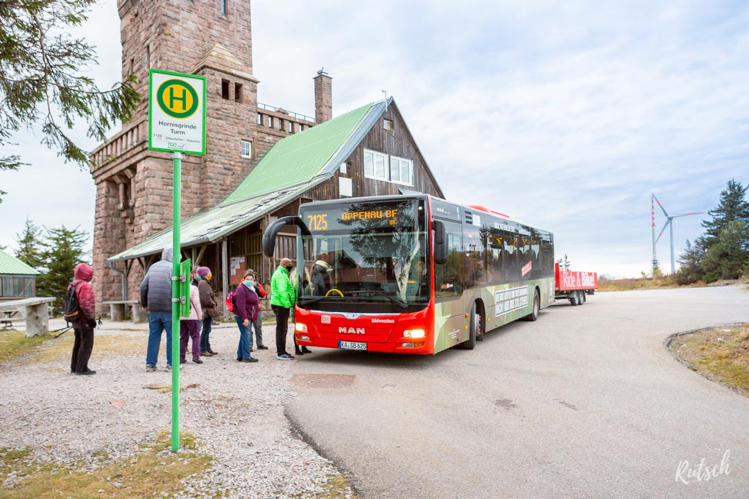 Bus 7125 Hornisgrind