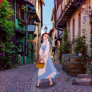 Le village de La Belle et la Bête se trouve en Alsace !