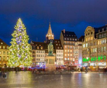 Sapin Noël de Strasbourg, 2019