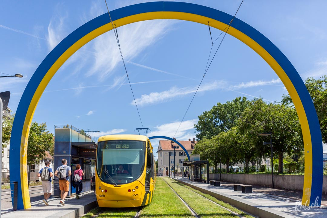 Tramway Mulhouse