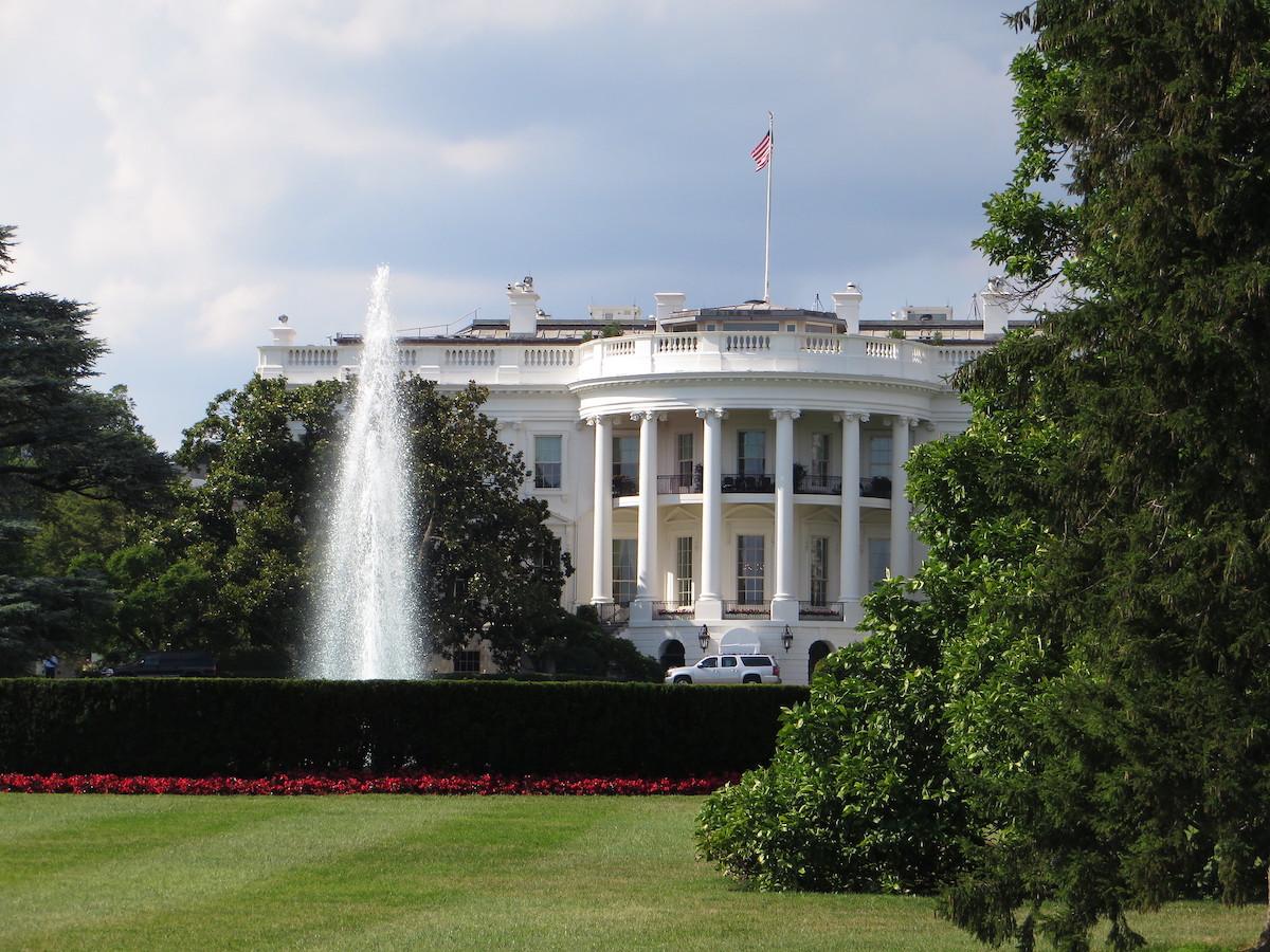 La Maison Blanche à Washington D.C