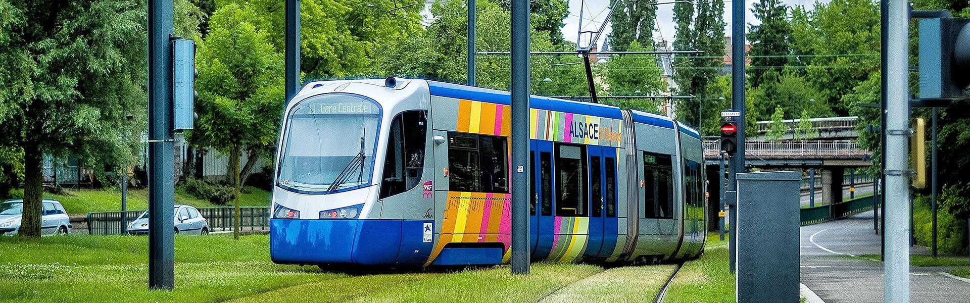 Tram-train Mulhouse
