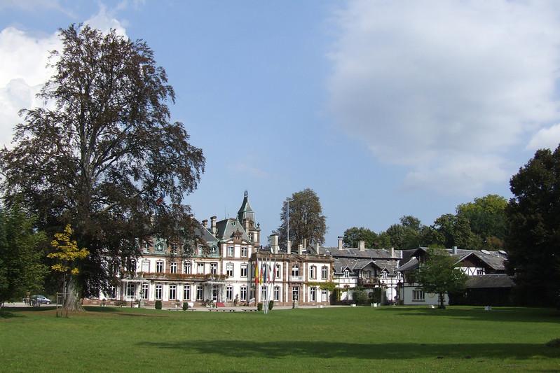 Château Pourtalès - Dāvis Kļaviņš