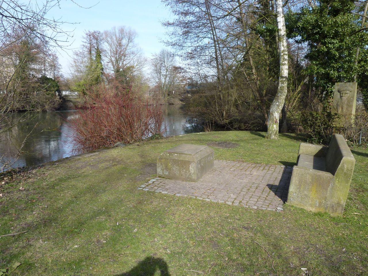 Île Gutenberg Strasbourg - Roland Burckel - Archi Wiki