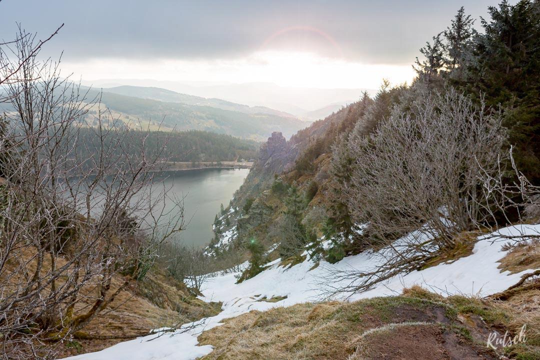 Lac Blanc, Vosges