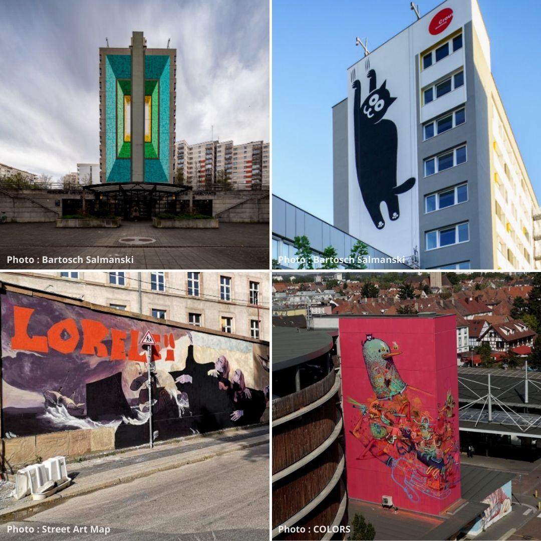 Street Art à Strasbourg