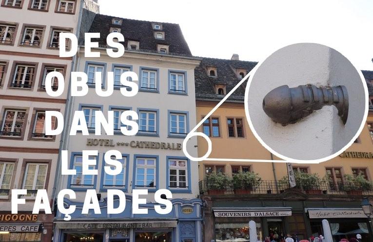Obus à Strasbourg