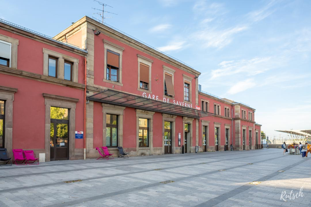 Gare de Saverne